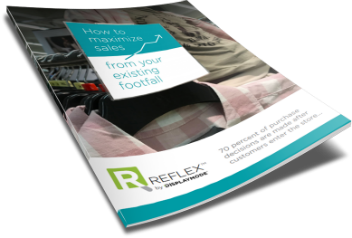 cover for reflex download guide - more sales from footfall
