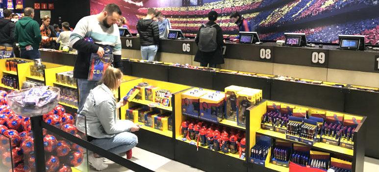shop line for checkout