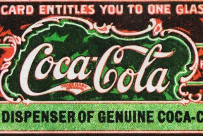 19th Century Coco Cola Coupon